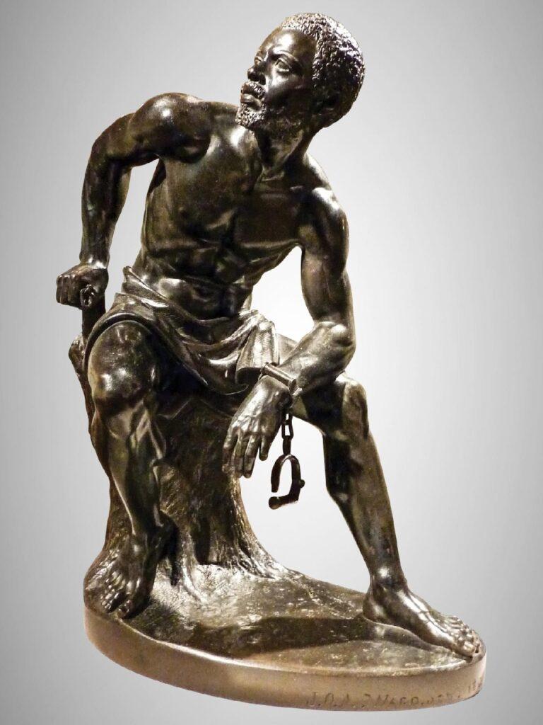 bronze bondage